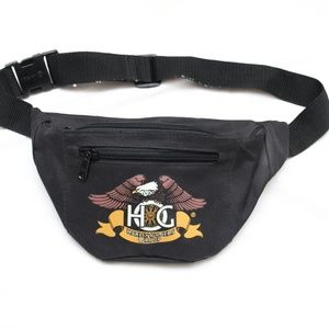 "90s VTG ""HARLEY OWNERS GROUP""  2-Pocket Fanny Pack"